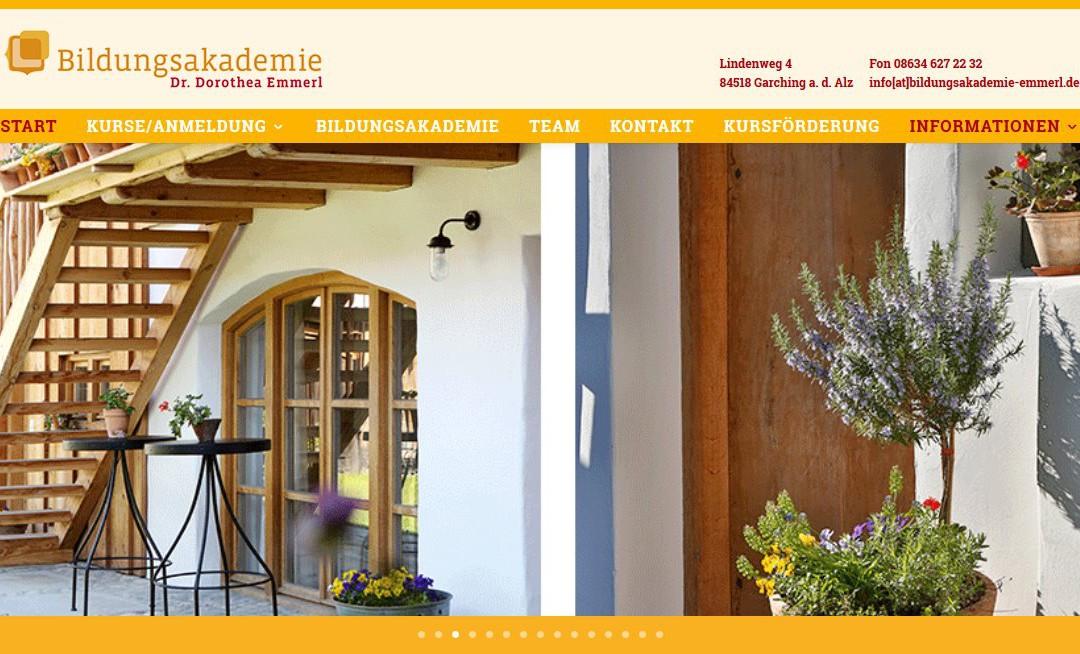 Bildungsakademie Emmerl