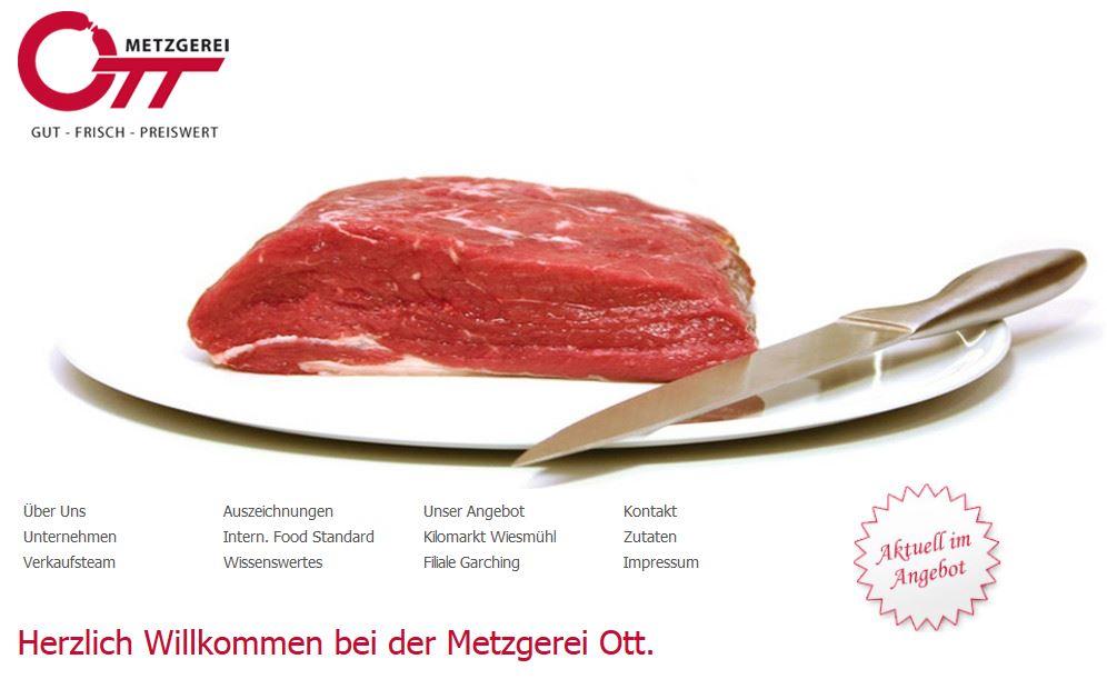 Metzgerei Ott
