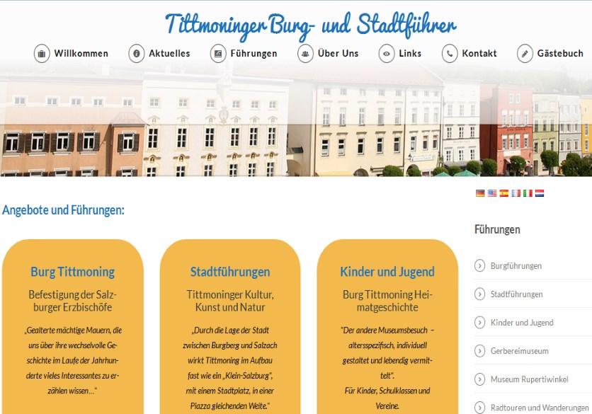 Tittmoninger Stadtführer
